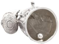 Sterling Silver Table Bell - Antique Edwardian (8 of 9)