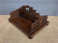 Regency Period Rosewood Book Carrier (9 of 9)