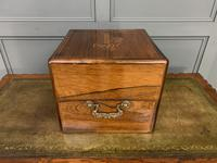 Victorian Rosewood Decanter Box (13 of 14)