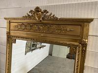 Large French Gilt Wall Mirror (2 of 15)