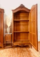 Pair of French Armoires / Two French Wardrobes (6 of 10)