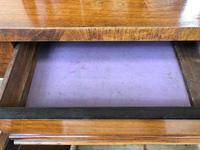Victorian Mahogany Chiffonier with Mirror Back (4 of 10)
