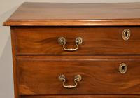 Superb George III Mahogany Chest of Drawers (6 of 8)