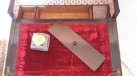 Victorian Ladies Sewing Box & Writing Slope (9 of 16)