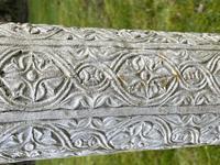 "Roman Style Stone Garden Bronze Floral Sundial ""Sunny Hour"" (18 of 30)"