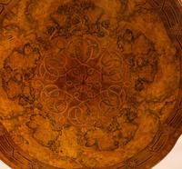 Stunning Quality Victorian Burr Walnut Centre Table Exhibition quality (9 of 15)