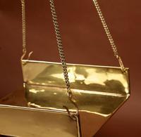 Frisian Brass Free Hanging Balance Beam Scales (4 of 10)