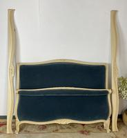 Original French Roll End Style Double Bed Frame (12 of 12)