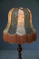 Turned Standard Lamp (4 of 9)