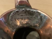 Pair of Victorian Copper Spirit Measures (4 of 8)