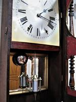 1880's Anglo-American Striking Wall Clock (2 of 6)