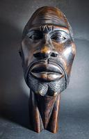 Carved African Head (3 of 7)