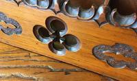 Gothic Walnut Letter Rack (2 of 7)