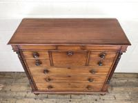 Large Victorian Mahogany Chest of Drawers (6 of 16)