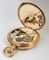 1930s Swiss Gold Filled Pocket Watch (4 of 5)