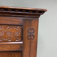 Quality Oak Antique Hall Wardrobe by Wylie & Lochhead (4 of 7)