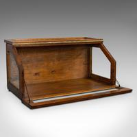 Antique Display Case, Haberdashery, Retail Counter Top Cabinet, Edwardian, 1910 (5 of 11)