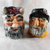 Two Shorter & Sons Hand Painted Toby Jugs (7 of 7)