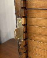 Antique Pine Microscope Slide Cabinet (17 of 17)