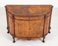 Stunning Burr Walnut Cabinet (11 of 11)