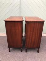 Pair of Mahogany Bedside Cabinets (10 of 11)