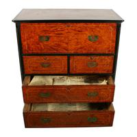 19th Century China Trade Campaign Chest (6 of 8)