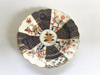 19th Century Royal Worcester 'Imari colours' dish (5 of 5)