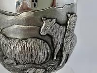 Stunning Irish Silver Beaker - Dublin 1867 (5 of 6)