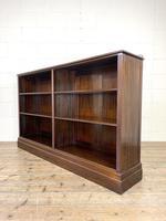 Late 20th Century Mahogany Bookcase (7 of 9)