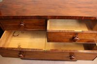 Antique Victorian Mahogany Chest of Drawers (10 of 14)