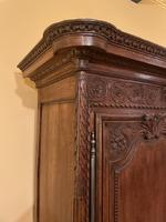 French Wedding Wardrobe from Normandy 18th Century in Oak (7 of 11)
