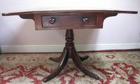 Mahogany Pembroke table (5 of 8)