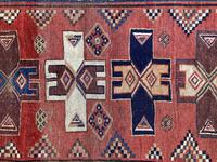 Antique Kurdish Rug (9 of 14)