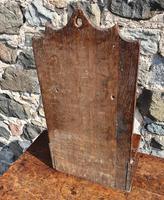 18th Century Oak Spoon Rack & Spoons (8 of 9)