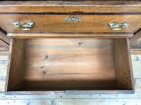Antique Panelled Oak Dresser Base (5 of 10)