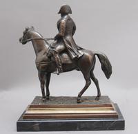 19th Century Bronze of Napoleon on Horseback (4 of 10)