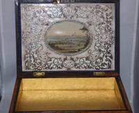 Victorian Jewellery / Stationery / Sewing Box (4 of 12)