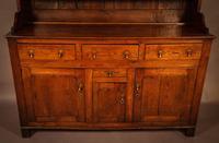 Good 18th Century Oak Dresser (7 of 11)