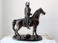 Napoleon Bonaparte on Horseback Bronze by V Cinque (4 of 5)