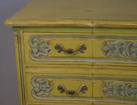 Pretty Hand Painted French Chest of Drawers (7 of 8)