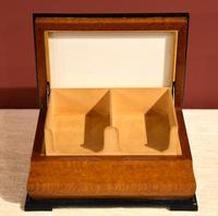 Early 20th Century Mahogany Dunhill Cigar Box (2 of 4)