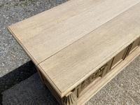 Wonderful Art Nouveau Bleached Oak Sideboard (12 of 26)