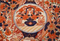 Japanese Meiji Period Imari Plate (2 of 5)