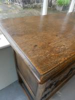 English 1920's Oak Cupboard (3 of 8)