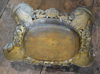 Fine Pierced Copper Repousse Stand (8 of 8)