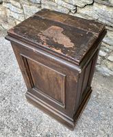 Georgian Collectors Tabletop Specimen Cabinet (26 of 26)