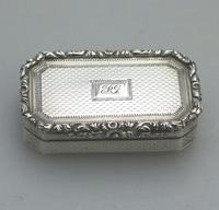 Good William IV Solid Silver Vinaigrette London 1832 (5 of 10)
