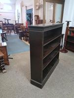 Antique Open Front Bookcase (5 of 6)