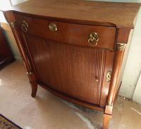Dutch Empire Oak Side Cabinet (10 of 10)
