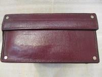 Burgundy Leather Dressing Case (8 of 8)